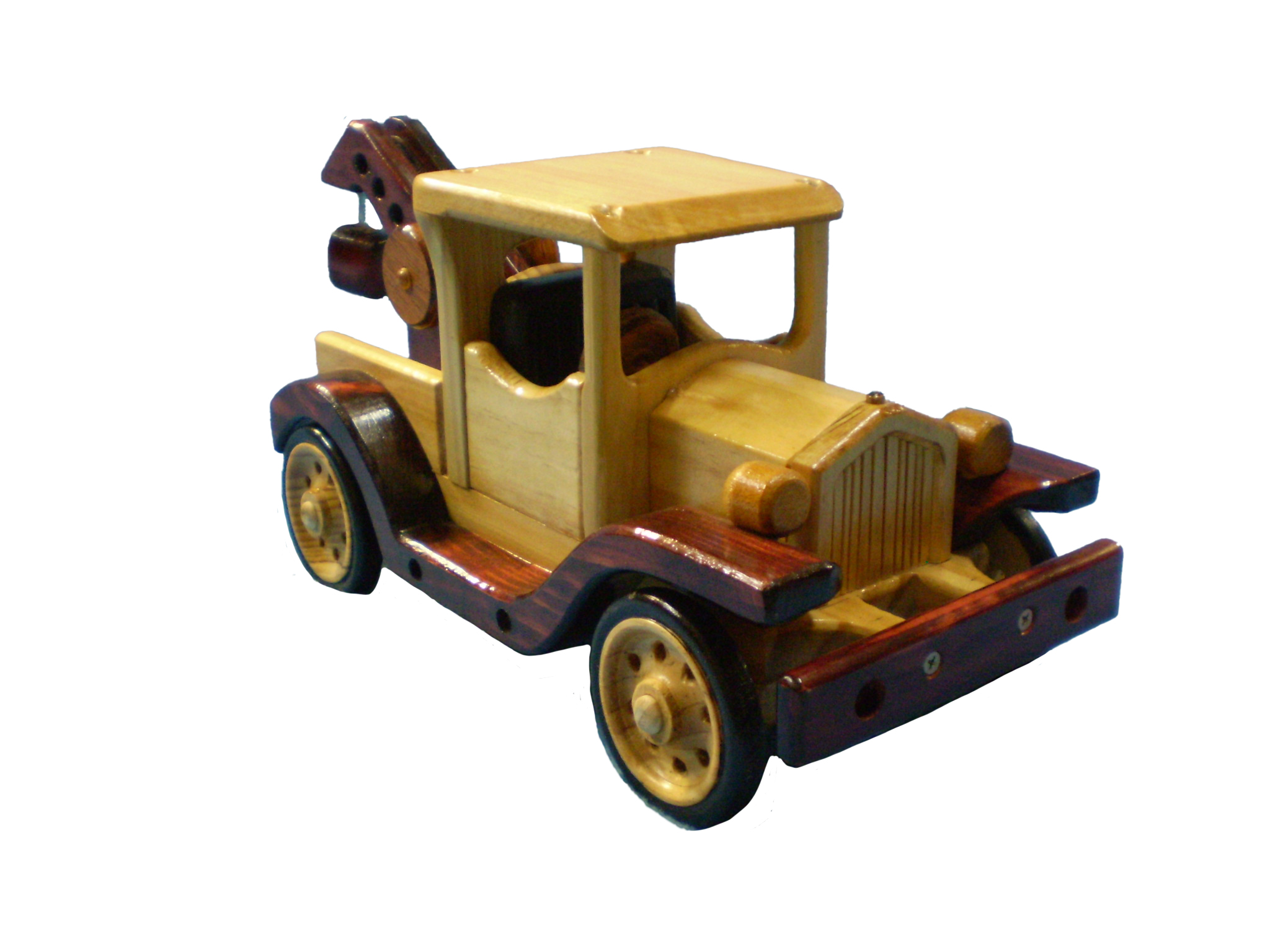 T Model Ford Tow Truck